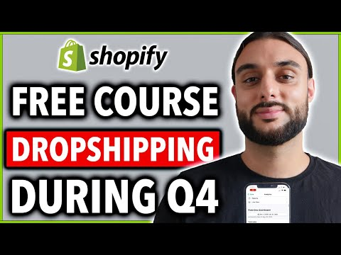 Free Shopify Dropshipping Course | $0-$211,982 EVERYTHING REVEALED