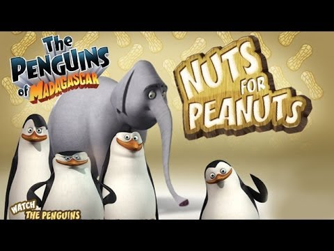 The Penguins of Madagascar - Nuts for Peanuts