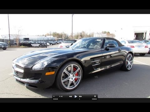 2012 Mercedes-Benz SLS AMG Roadster In-Depth Review