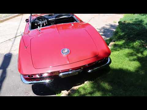 Video of Classic 1962 Corvette located in New Jersey - OMBK