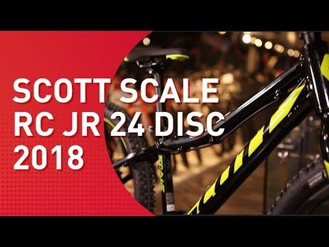 Scott Scale RC Jr 24 Disc - 2018 - MTB Hardtail