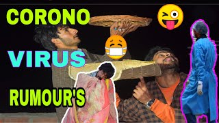 Corona Virus Rumours Funny Video By Kashmiri Rounders