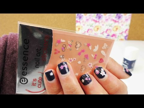 Nagelsticker Essence