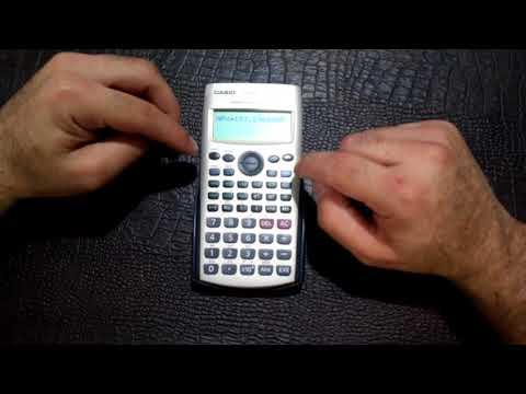 VAN y TIR en Calculadora Financiera