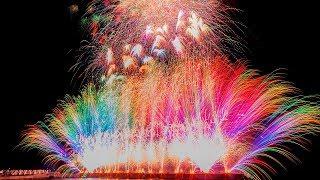 4K2018輪島市民まつり大花火大会フィナーレ♪♪♪