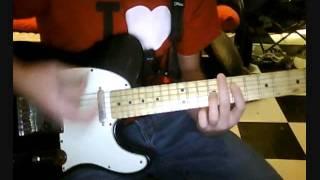 Angels and Airwaves - Heaven - Guitar Tutorial