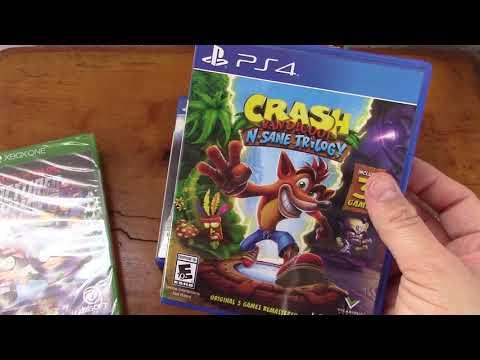 Unboxing Videojuegos de BLACK FRIDAY 2017 -XBOX ONE & PS4-