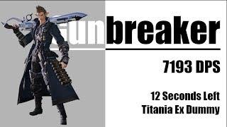 ffxiv gunbreaker dps rotation - Thủ thuật máy tính - Chia sẽ