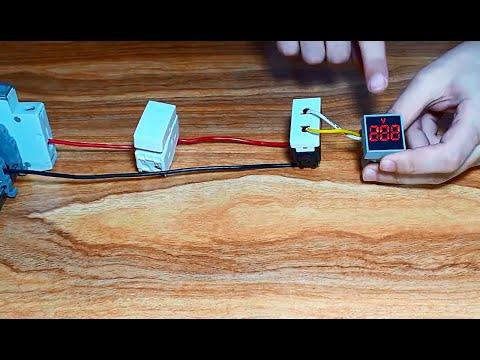 حلقة 2 - الدوائر الكهربائية للمبتدئين - كيفية التحكم فى بريزة كهرباء - هيثم سعيد