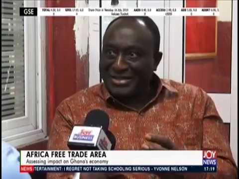 Business Live on JoyNews (16-7-19)