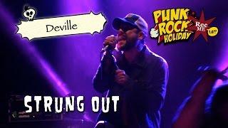 "#095 Strung Out ""Deville"" @ Punk Rock Holiday (10/08/2016) Tolmin, Slovenia"