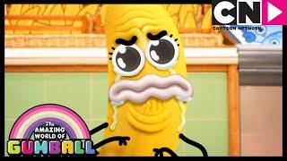 Gumball | Banana Joe The Weekday Friend | The Promise | Cartoon Network