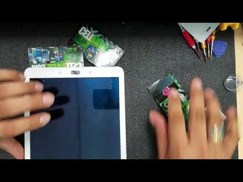 Samsung Galaxy Tab S2 T810 - Screen LCD -  How To Take Apart - Repair