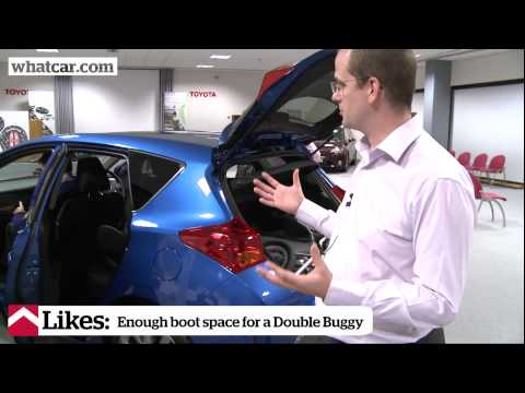 New 2013 Toyota Auris reader review - What Car?