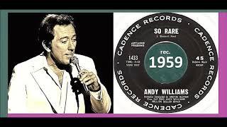 Andy Williams - So Rare 'Vinyl'