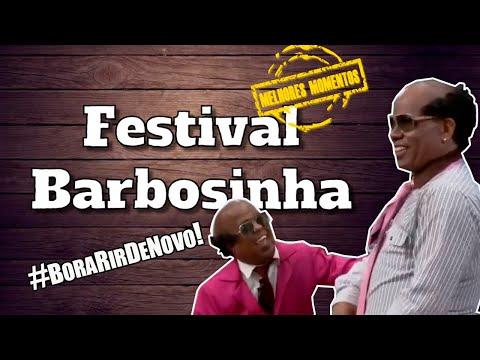 Delegacia do É Pau vira sauna e Barbosinha não consegue se segurar - Bora rir de novo