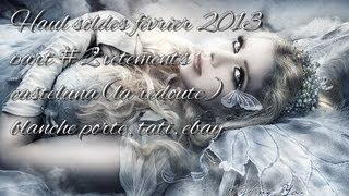 preview picture of video '♥♥♥ Haul soldes février 2013 part #2 castaluna (la redoute) tati, blanche porte & ebay ♥♥♥'