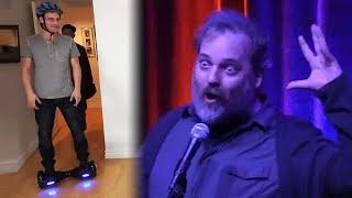 "Dan Harmon Explains The ""Hoverboard Cuckold"""