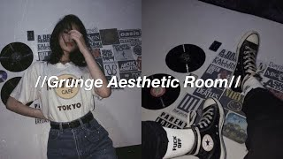 How To Have A Grunge Aesthetic Room