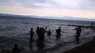 """Video thumbnail of """"Fiškali - Njivice 16.08.2015. Morski mix :)"""""""