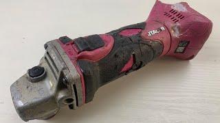 Angle Grinder Restoration  /  Hitachi G18DSL Angle Grinder