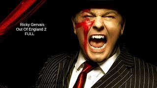 Ricky Gervais Out of England 2 (2010) FULL | Forever FREE MOVIES