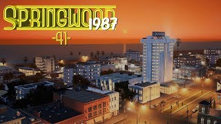 Gambar cover Cities Skylines: Springwood Beach Front - EP41 -