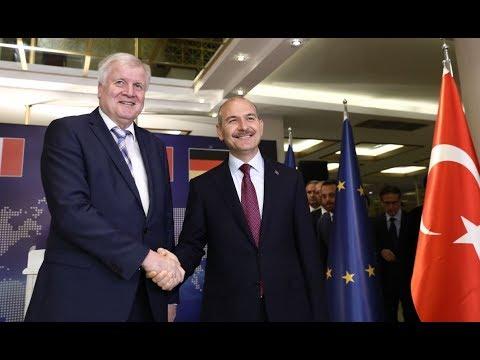 Seehofers Besuch in der Türkei: Eine moralische Bankrotterklärung