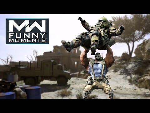 Download COD Modern Warfare - Funny Moments #12 Mp4 HD Video and MP3