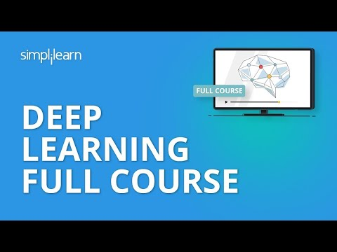 Deep Learning Full Course   - Learn Deep Learning in 6 Hours ...