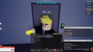 roblox area 47 site director - TH-Clip