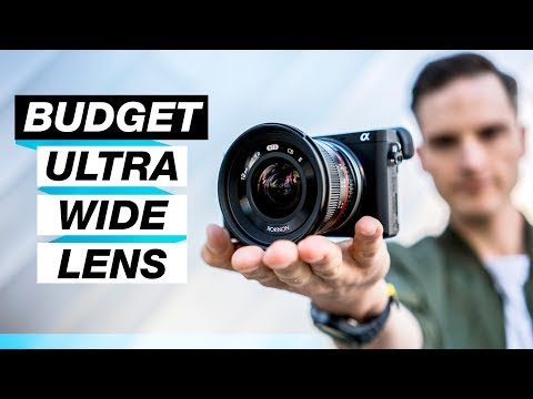 Sony Ultra Wide Angle Lens — Rokinon 12mm f/2.0 Sony E Mount Review