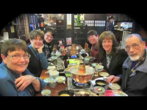 Duclos Family Trip to Japan