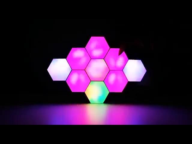 إضاءة ليد الخلية تحكم عن طريق الجوال سيت أب ليد