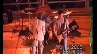 Nameless-Big Cheese (Live Nirvana Cover at Bertinorock 2005)