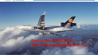 Get Fast and Low Cost King Air Ambulance from Jamshedpur and Silchar