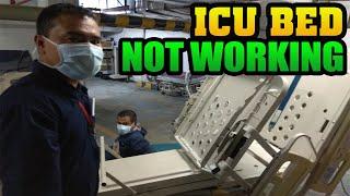 🔘 How to Repair HillRom Advanta | ICU Bed