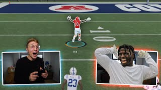 So Tyreek Hill Challenged Me To A Game of Madden...