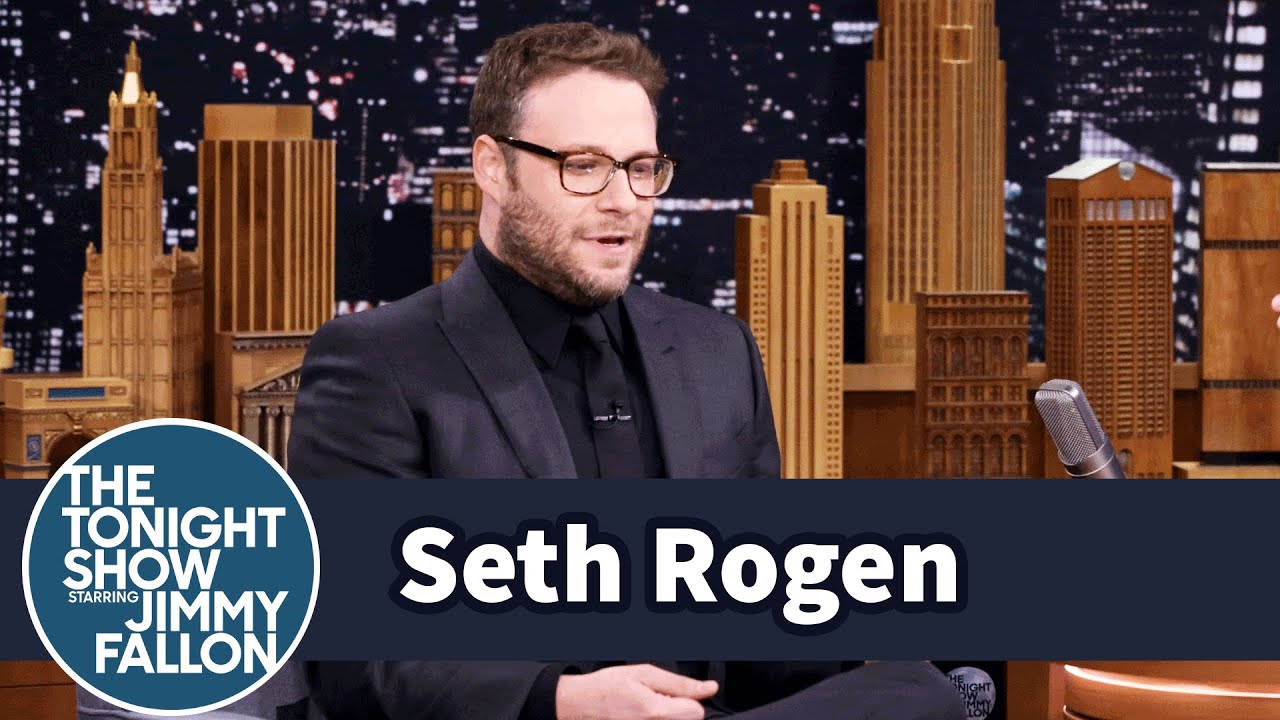 Seth Rogen Remembers His First Stand-Up Gig at Age 13 thumbnail