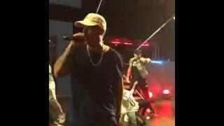Daddy Yankee en los ensayos en Miami - The Kingdom
