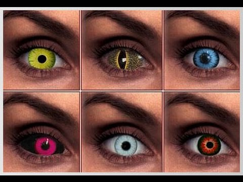 Чи не шкодять зору кольорові лінзи?