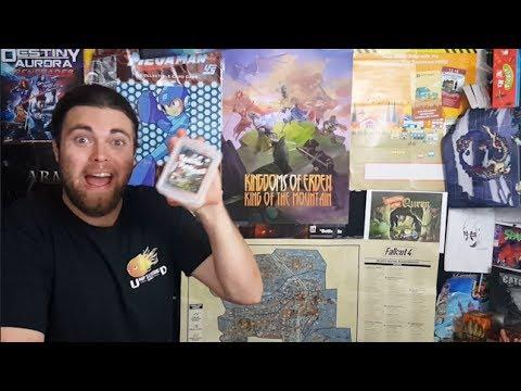 Trash Pandas - Kickstarter Board Game Review