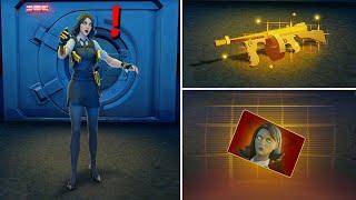 ALL NEW Bosses, Mythic Weapons & Keycard Vault Locations (Boss Female Midas , Predator, Mandalorian)