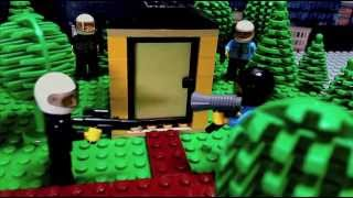 Verbrecherjagd in Brick City - (German Lego Police Brickfilm Polizei Film)
