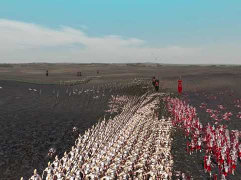 The last Stand of ancient Macedonia. Battle of Pidna 168 BC