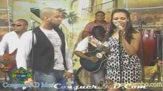 Carlos Y Alejandra - Cuanto Duele 'Vivo' (@AkiELaCosa15 2010) @CongueroRD @JoseMambo