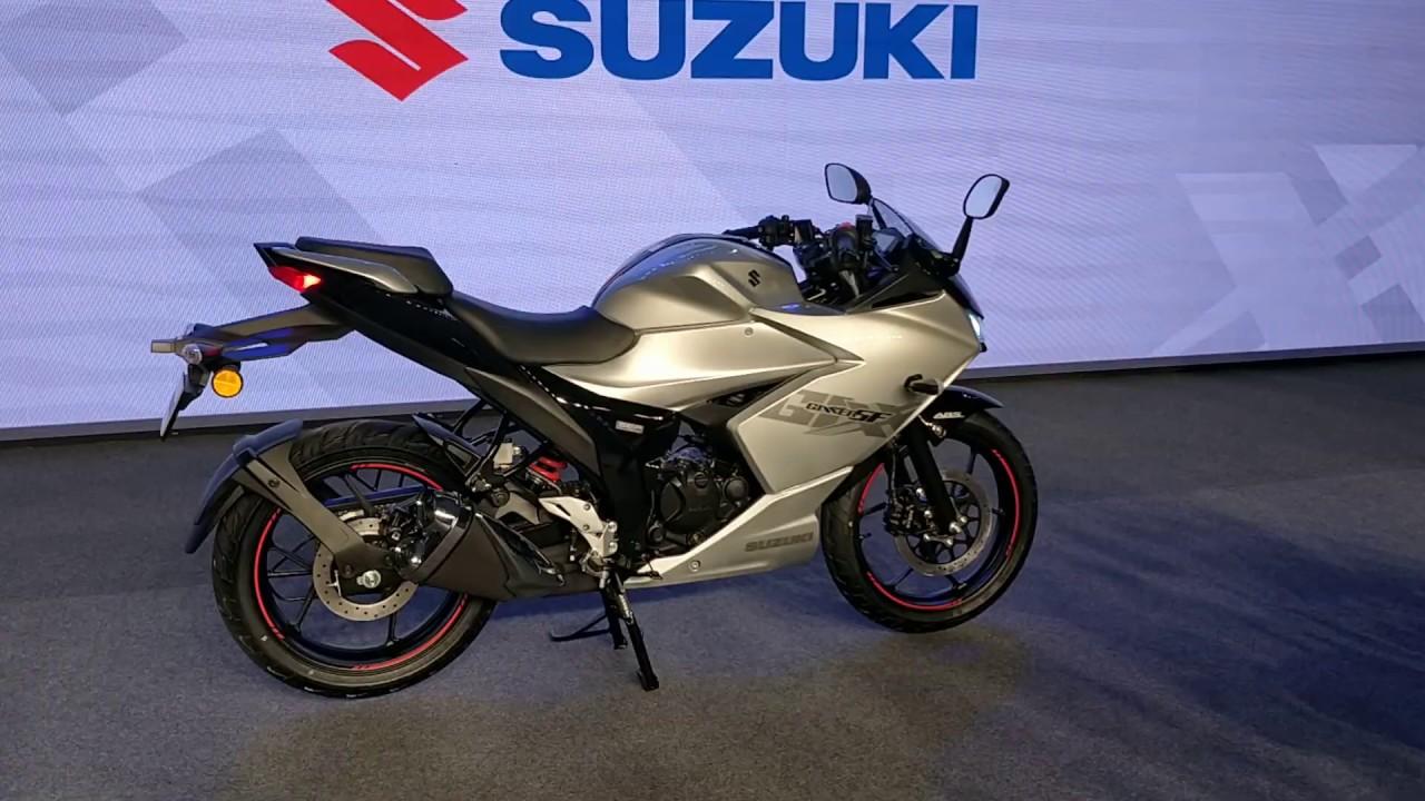 Motoroctane Youtube Video - New Suzuki Gixxer 150 SF   Hindi Walkaround   MotorOctane