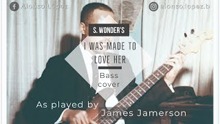 james jamerson isolated bass i was made to love her - मुफ्त