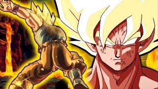 Goku, The LEGENDARY Super Saiyan! Goku Life Line! Dragon Ball Xenoverse 2