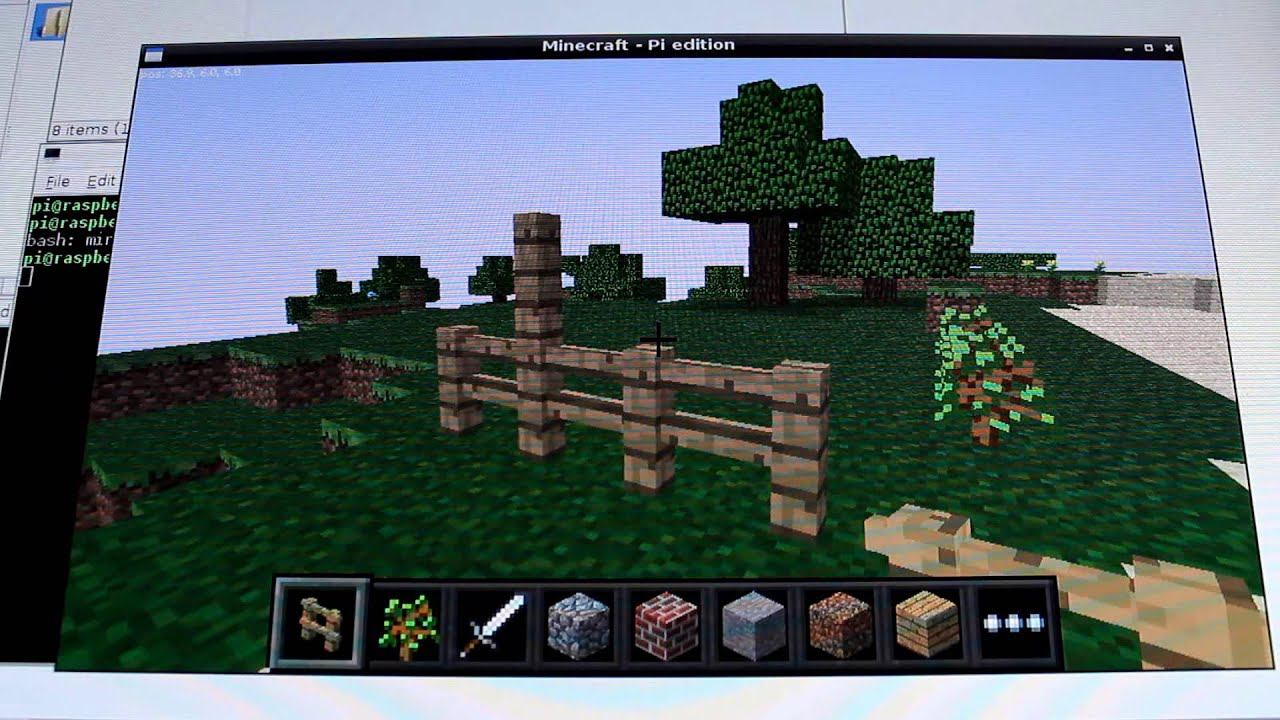 See Minecraft Running On A Computer That Costs $35